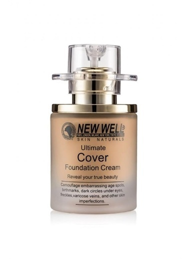 New Well New Well Cover şişe Fondöten No:04 30 ml Renksiz